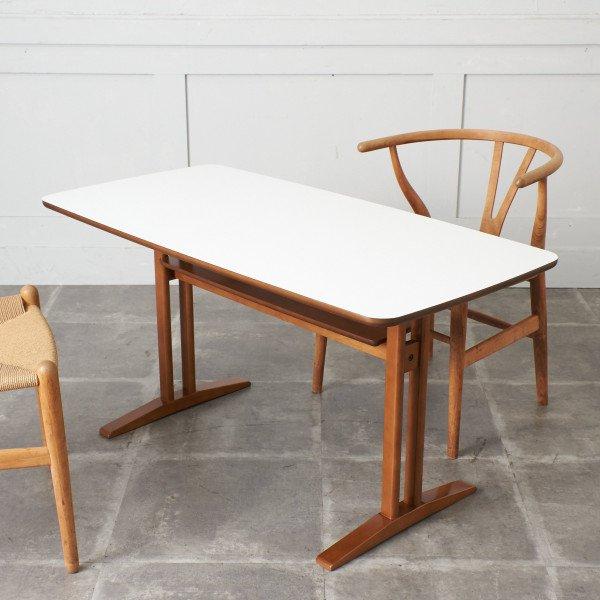 カリモク karimoku カリモク60+ カフェテーブル 1200