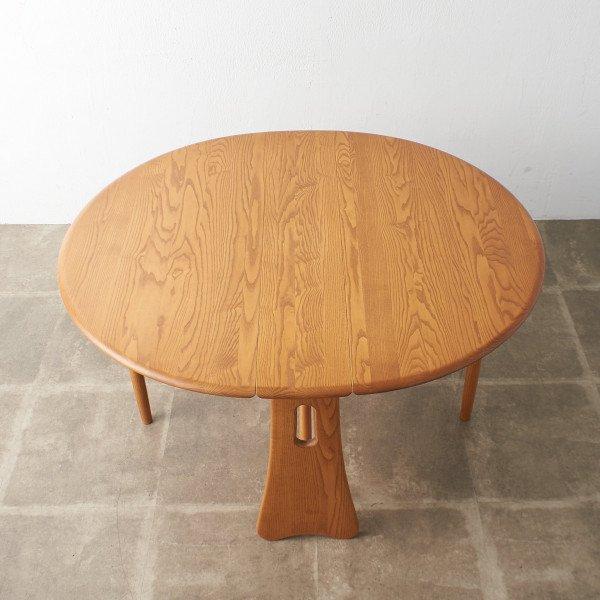 アーコール ERCOL ウィンザー ゲートレッグテーブル (1156)