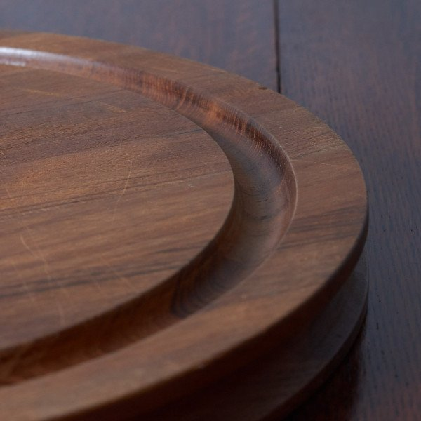 #43059 チーク無垢材 ヴィンテージ カッティングボード   コンディション画像 - 3