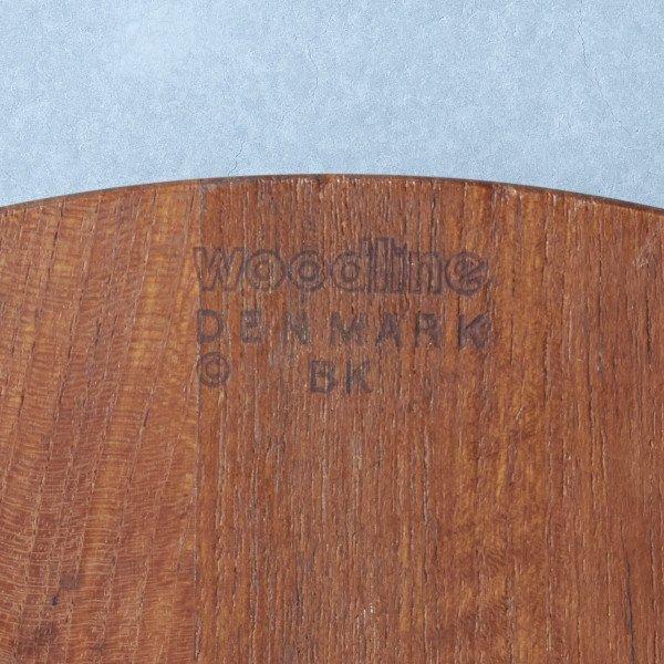 #43059 チーク無垢材 ヴィンテージ カッティングボード   コンディション画像 - 4