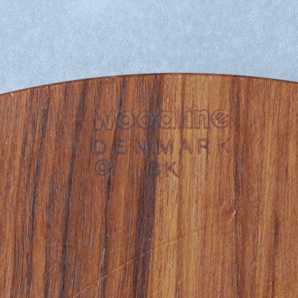 #43057 チーク無垢材 ヴィンテージ カッティングボード   コンディション画像 - 4