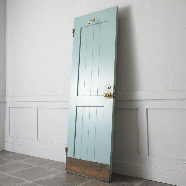 英国ヴィンテージ ペインテッド ドア