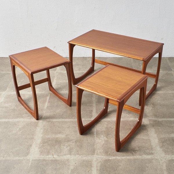 SUNELM Products ヴィンテージ ネストコーヒーテーブル