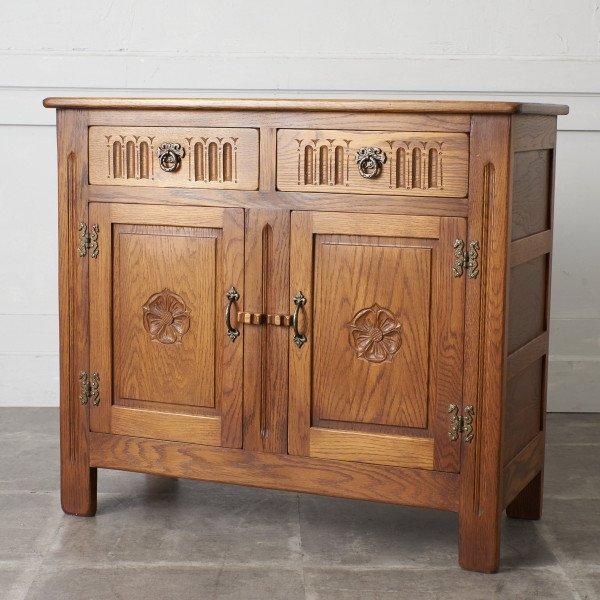 Webber Furniture 英国製 オーク材 シフォニア
