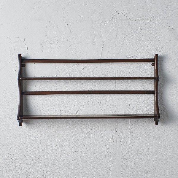 ヴィンテージ ウォールラック (Wall Mounted Plate Rack model 268)