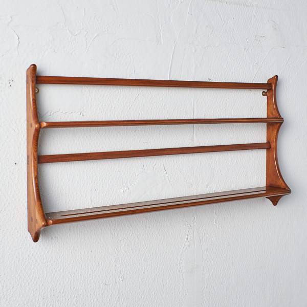 アーコール ERCOL ヴィンテージ ウォールラック (Wall Mounted Plate Rack model 268)