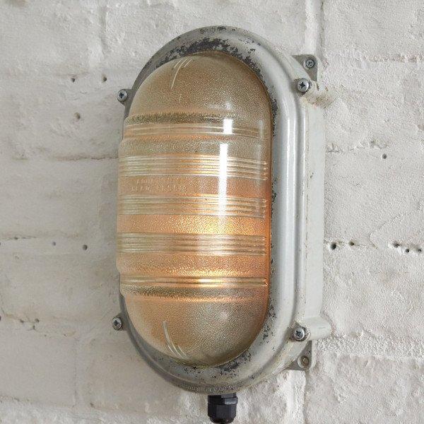 コートリー社 J&GCoughtrie 英国製 ヴィンテージ バルクヘッドライト