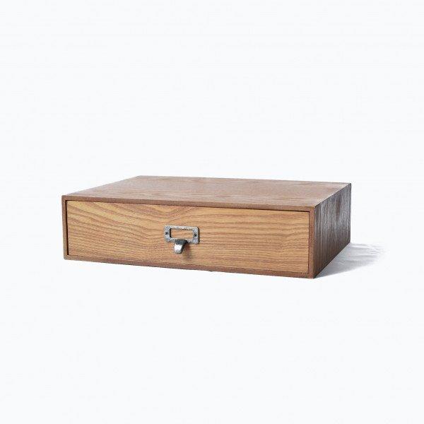 スタッキングボックス (A) BRUN / ブラン