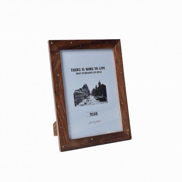 ウッド & ブラスフレーム A4サイズ SCENERYFRAME / シナリーフレーム
