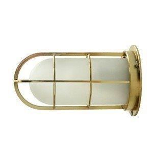 NAVE-DK-GC デッキライト ゴールド ツヤ消しガラス