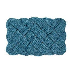 infinity coir mat ブルー