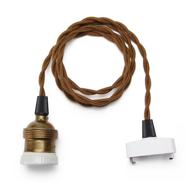 Brown Cord 60cm E26