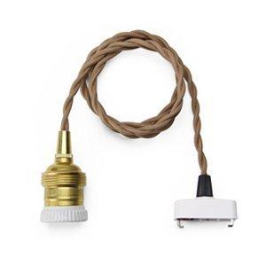 Brown Cord 100cm E26