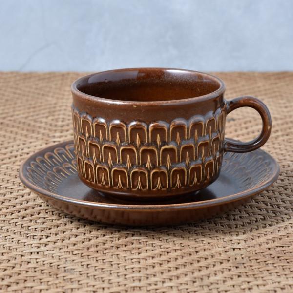 ウェッジウッド WEDGWOOD Pennine コーヒーカップ&ソーサー