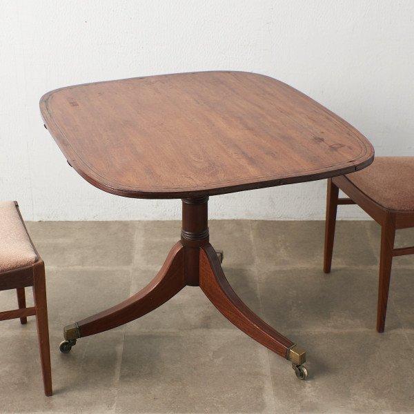 英国ヴィンテージ ティルトップテーブル