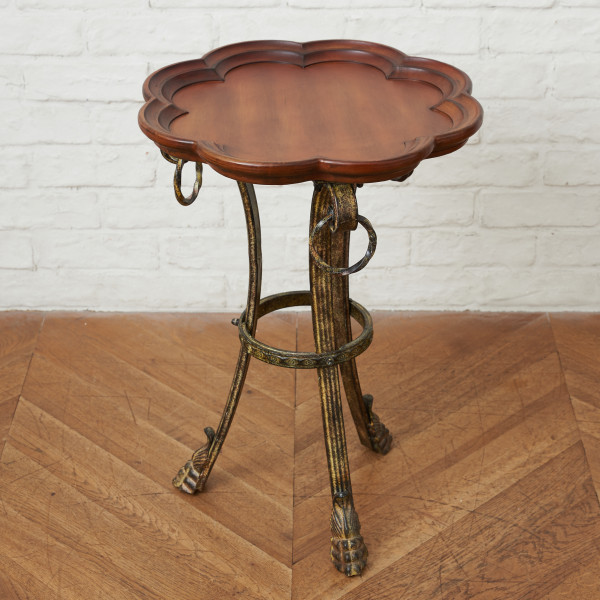ヨーロピアンクラシック サイドテーブル