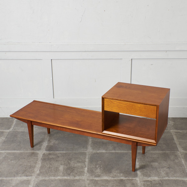 箱 + ローテーブル