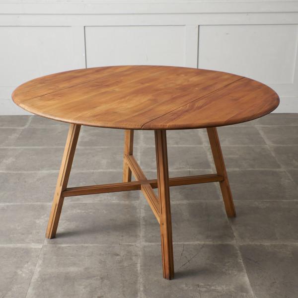 オールドコロニアル ドロップリーフテーブル