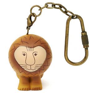 Mini Animal Keyholder ライオン