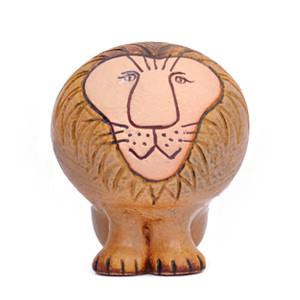 ライオン 陶器 M