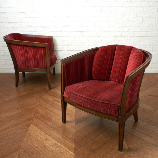 Upholstery チェア