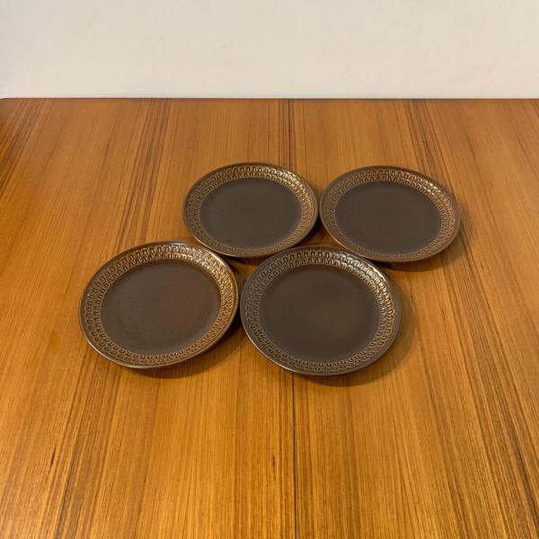 ウェッジウッド WEDGWOOD Pennine サラダプレート 4枚セット