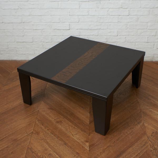 伝統工芸香川漆器 OKAYA製 折りたたみ式ちゃぶ台