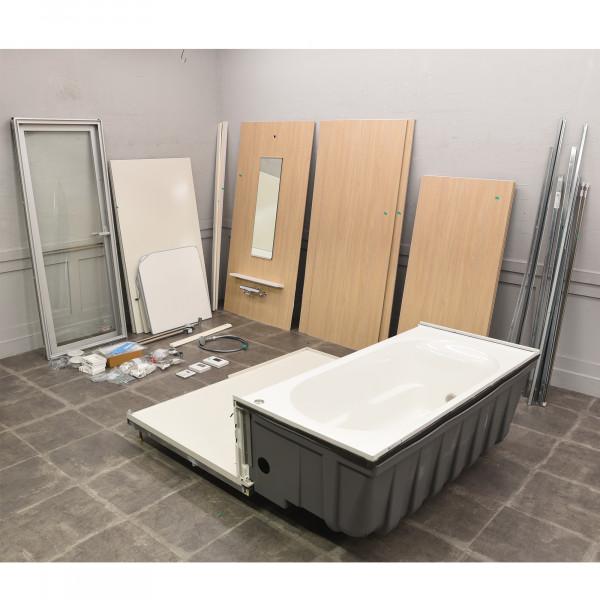 リクシル LIXIL モデルルーム展示品 システムバスルーム SOREO 1618