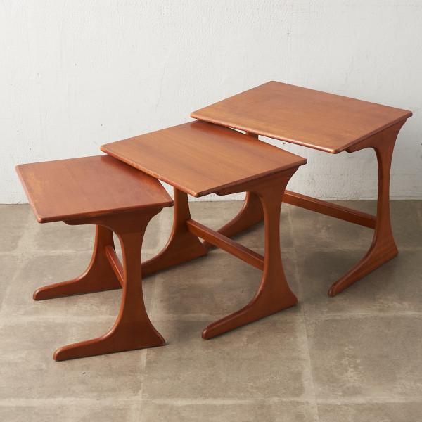 ジープラン G-PLAN ヴィンテージ ネストテーブル