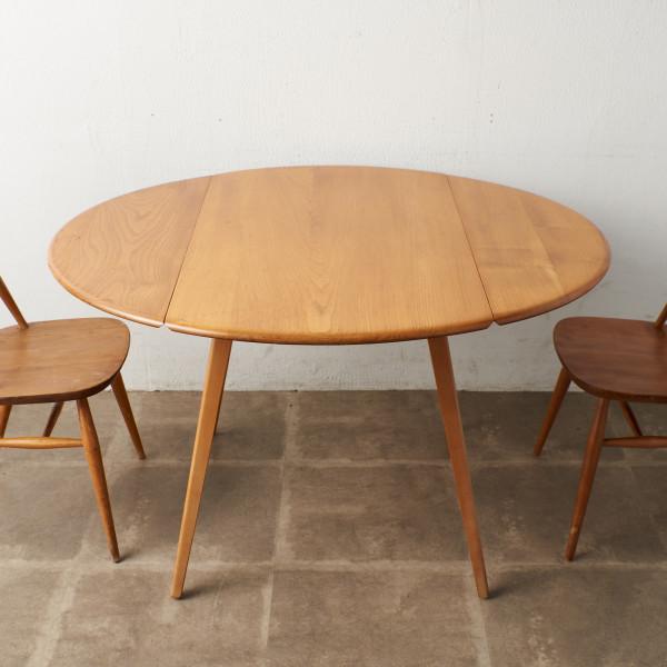 ヴィンテージ バタフライテーブル