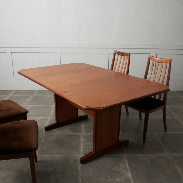 ジープラン G-PLAN オクタゴン エクステンションテーブル