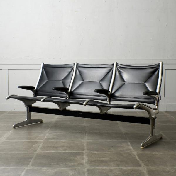 Eames Tandem Sling Seating 3P