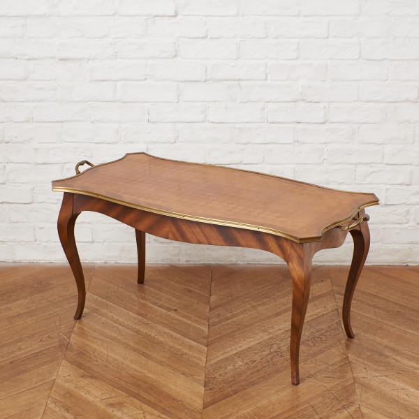 ヨーロピアンクラシック リビングテーブル