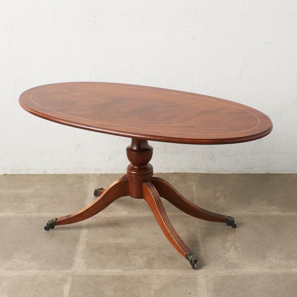 英国製 リージェンシー オーバルテーブル
