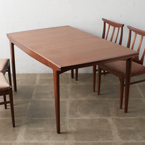 ヤンガー Younger Ltd ヴィンテージ エクステンションダイニングテーブル